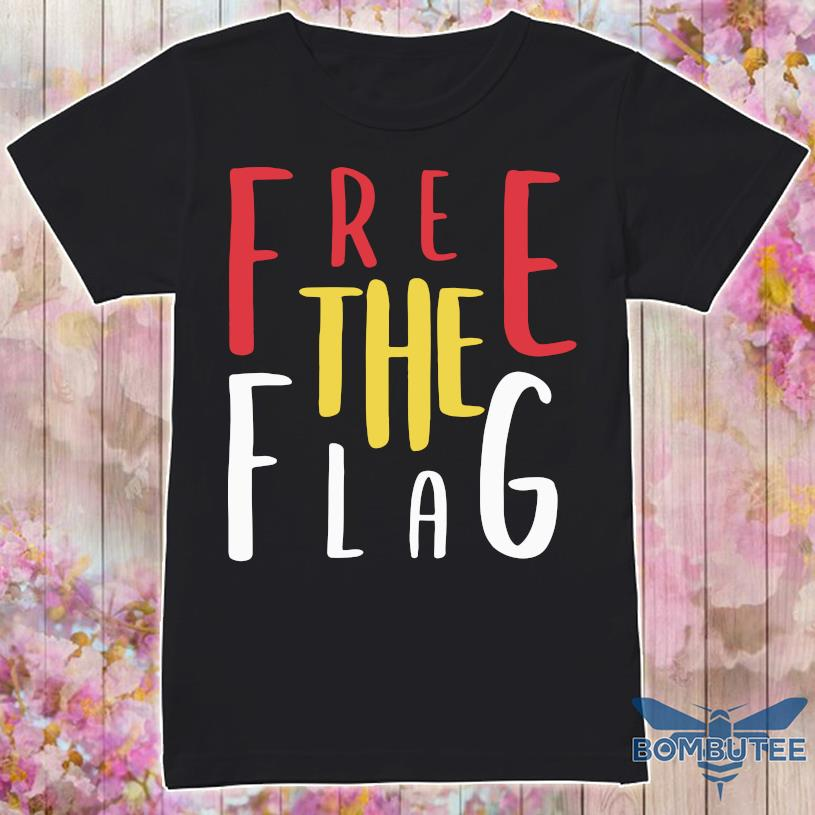 Free The Flag Shirt