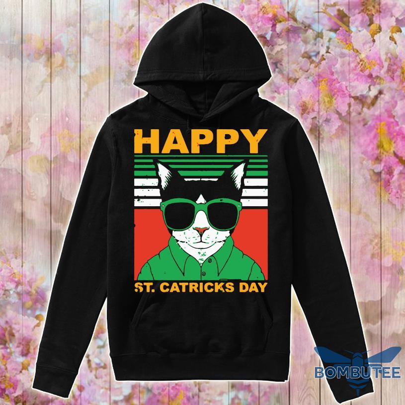 Happy St Catricks Day Vintage Shirt -hoodie