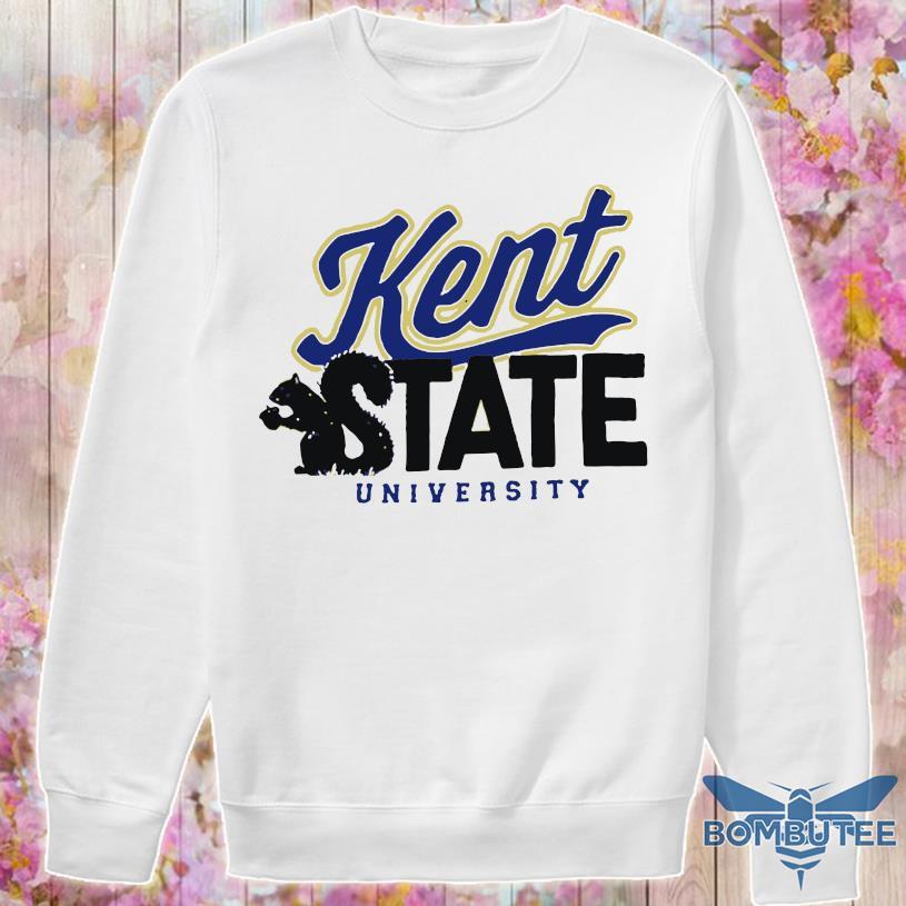 Kent State University Shirt -sweater