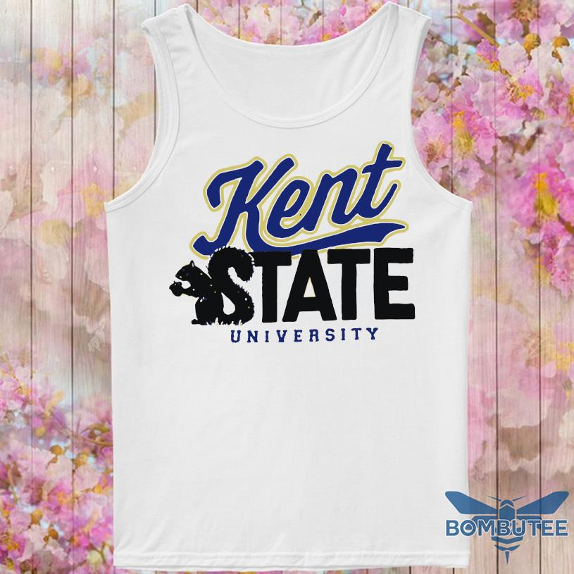 Kent State University Shirt -tank top
