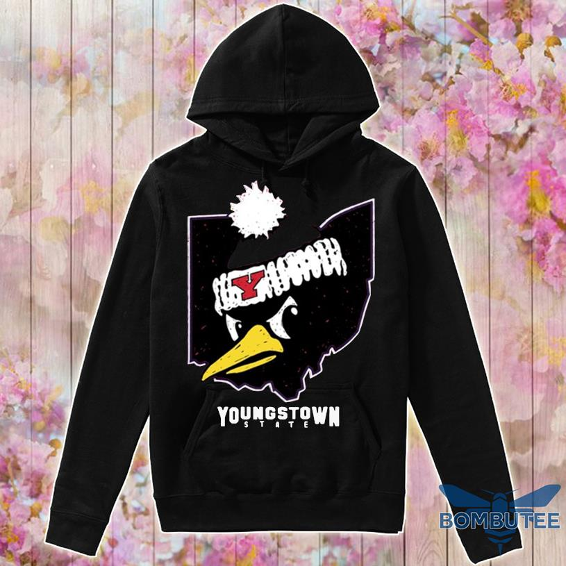 Youngstown State Ohio Penguin Shirt -hoodie