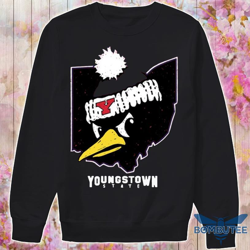 Youngstown State Ohio Penguin Shirt -sweater
