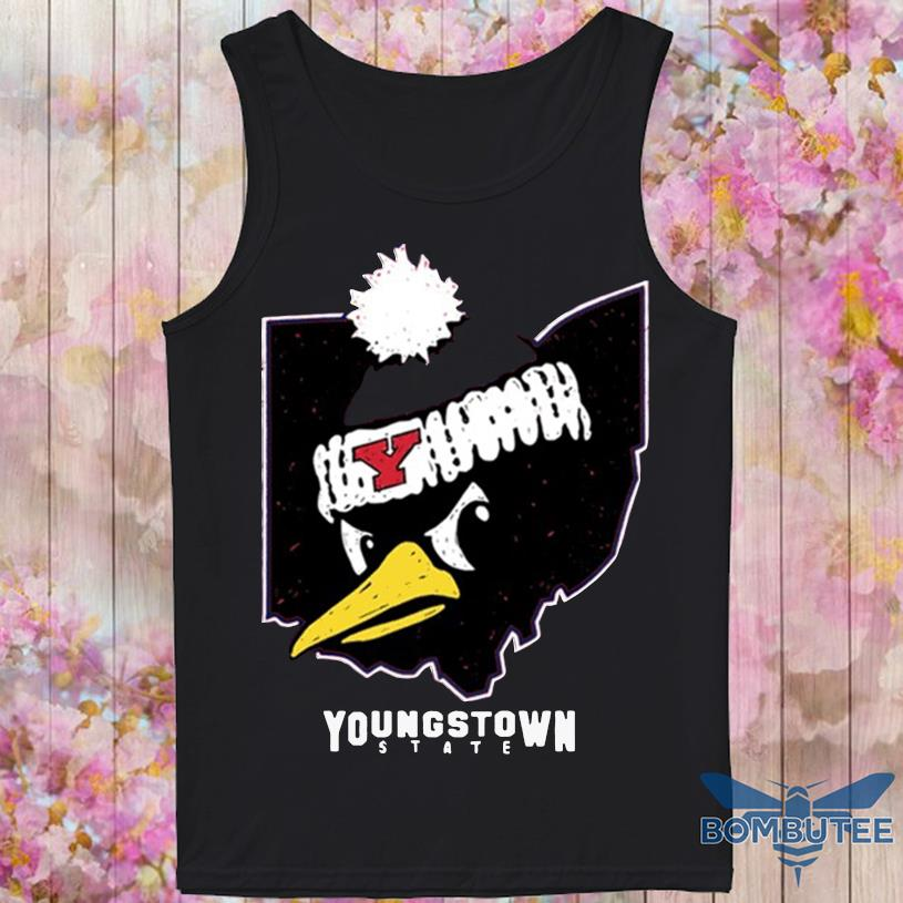 Youngstown State Ohio Penguin Shirt -tank top
