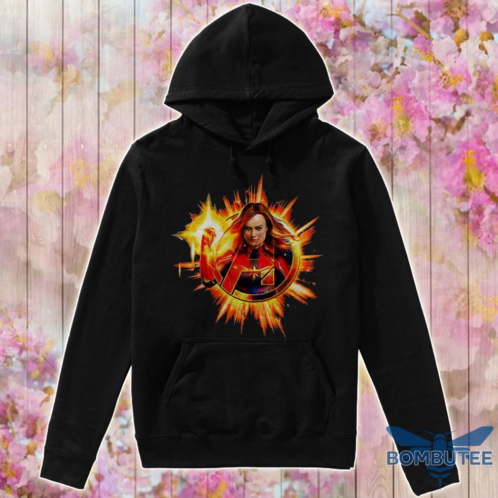 Avenger Endgame Captain Marvel Best hoodie