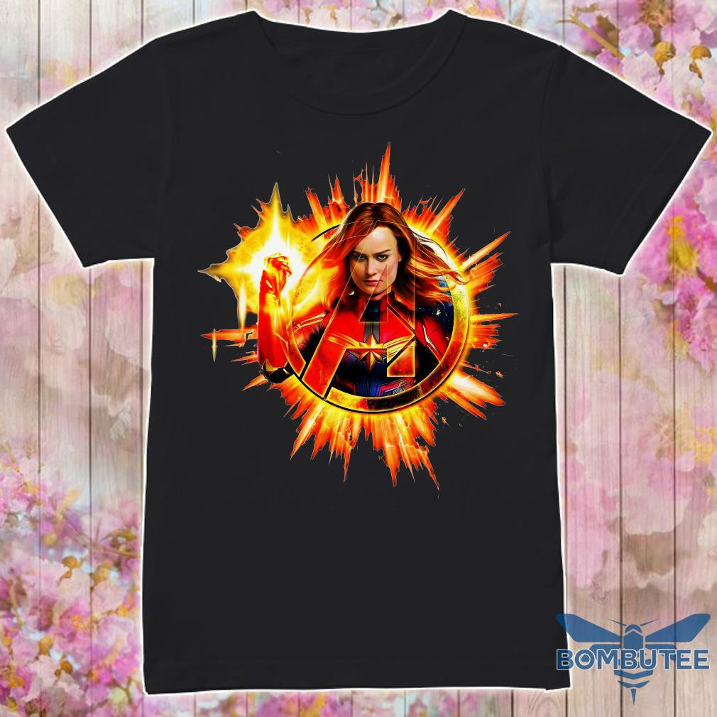 Avenger Endgame Captain Marvel Best shirt