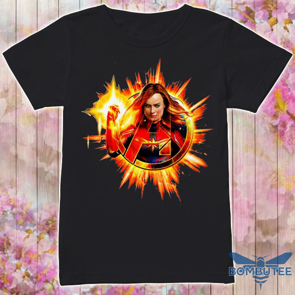 Avenger Endgame Captain Marvel Best shirt