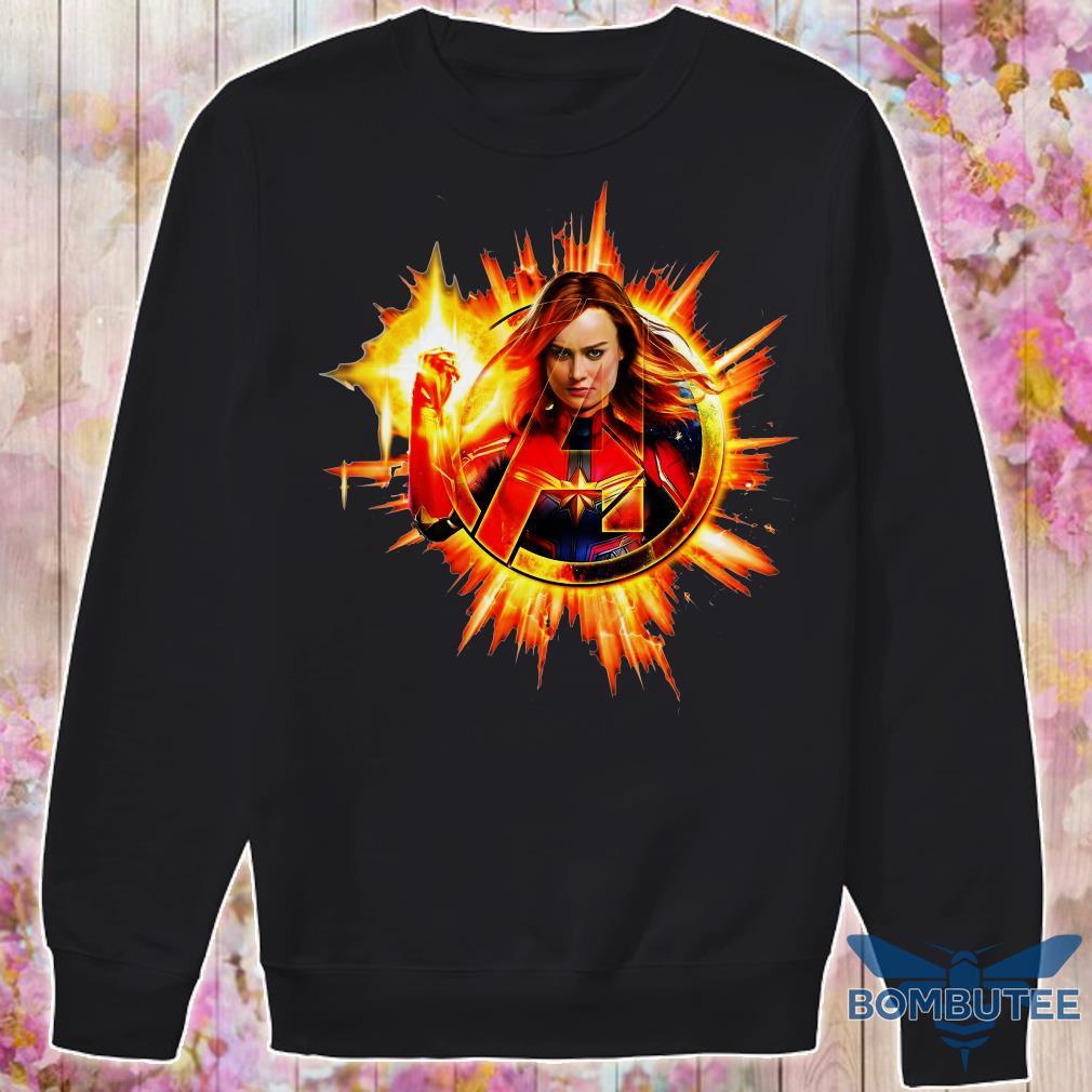 Avenger Endgame Captain Marvel Best sweater