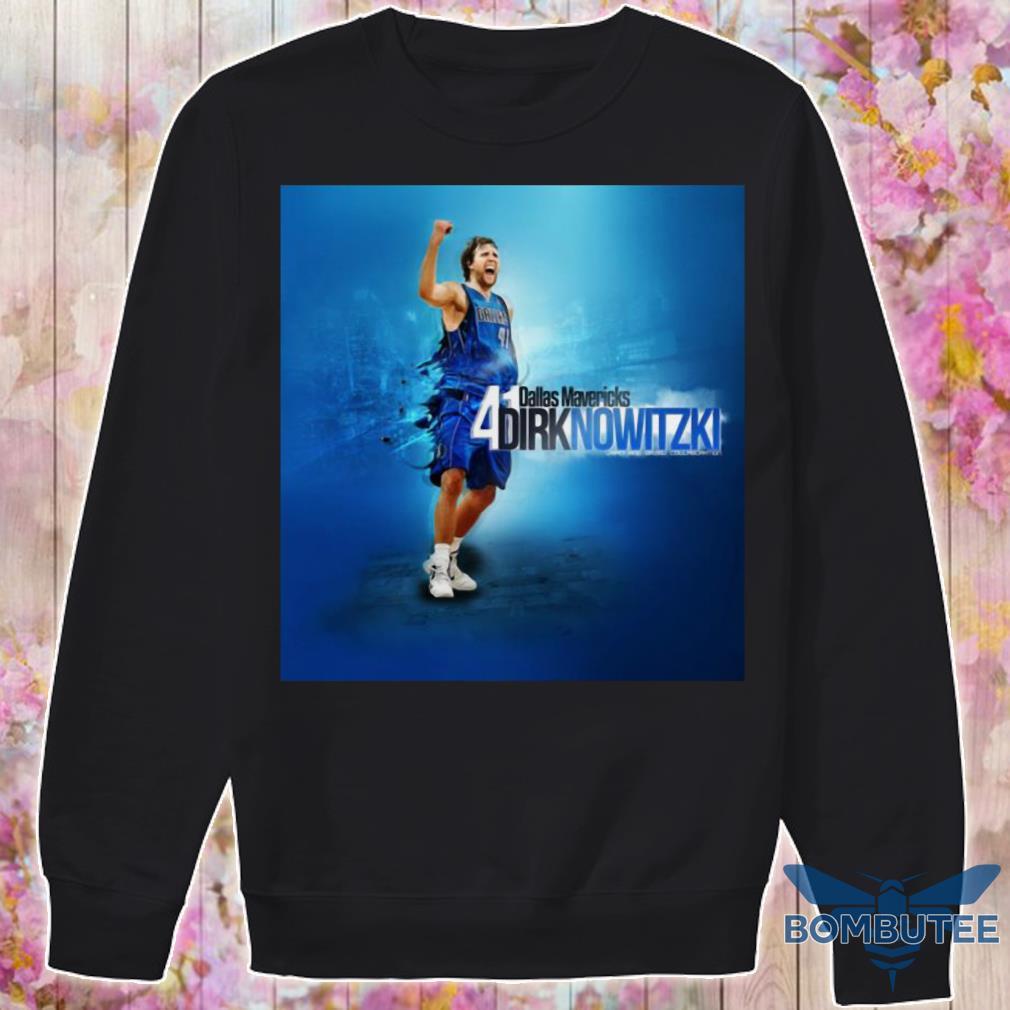 Dallas Mavericks Dirk Nowitzness sweater