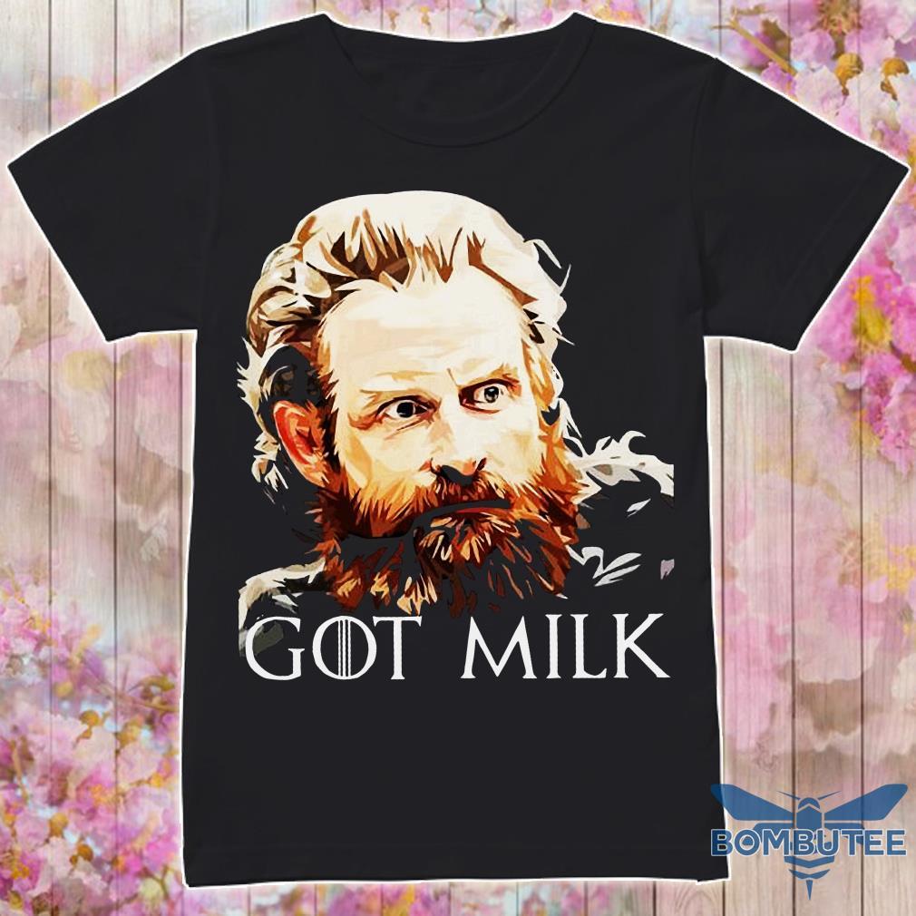 GOT Milk Tormund Brienne shirt