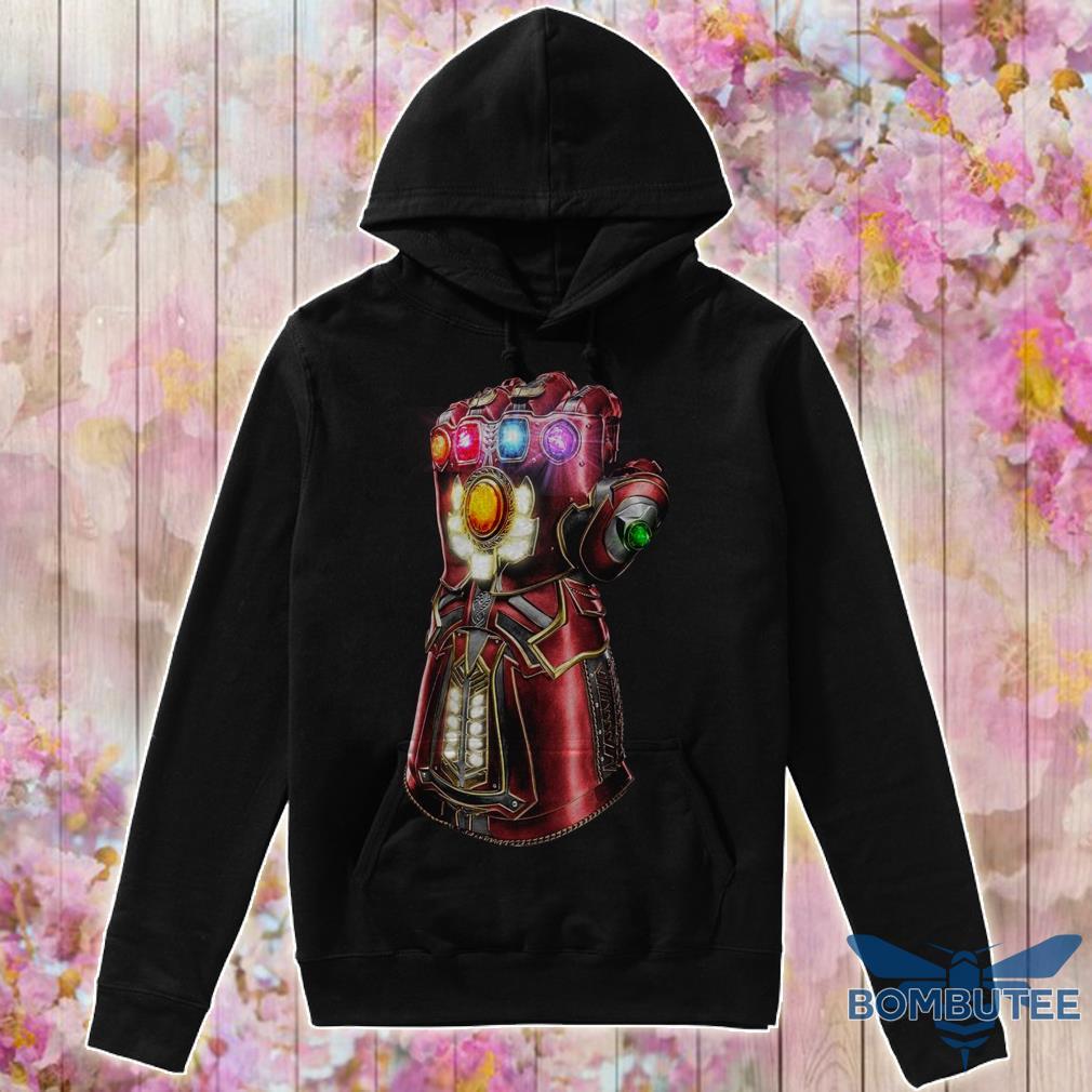 The Iron Gauntlet hoodie