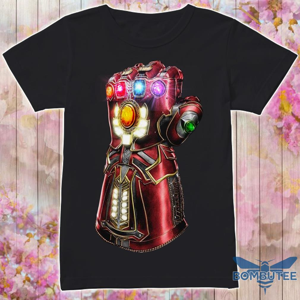 The Iron Gauntlet shirt