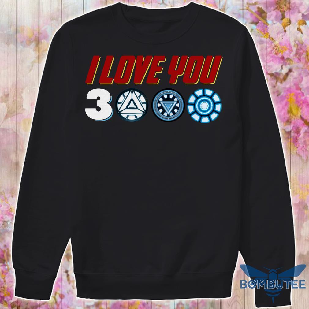 I Love You 3000 sweater
