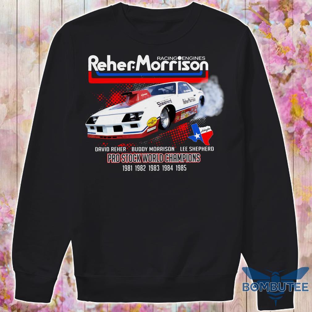 Racing Engines Reher Morrison David Reher Buddy Morrison Lee