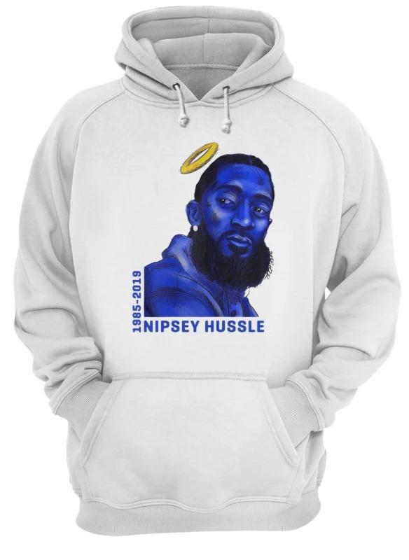 Rip Nipsey Hussle hoodie