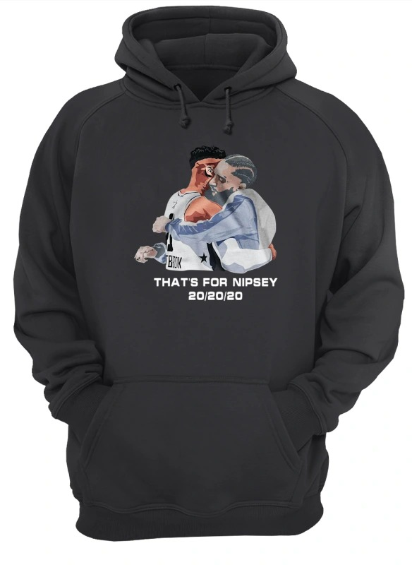Russell Westbrook That for Nipsey 202020 hoodie