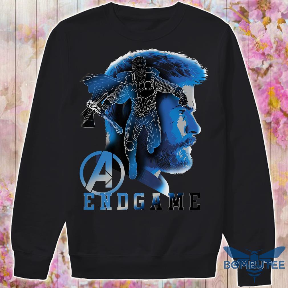 47d1168668b5a3 hoodie Thor Ragnarok Avengers endgame sweater
