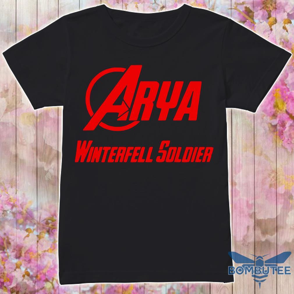 Game Of Thrones Arya Winterfell Soldier shirt