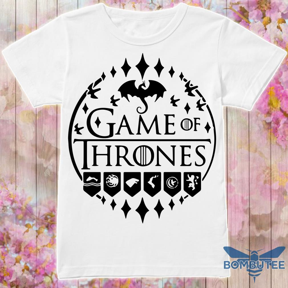 Game Of Thrones Great House shirt