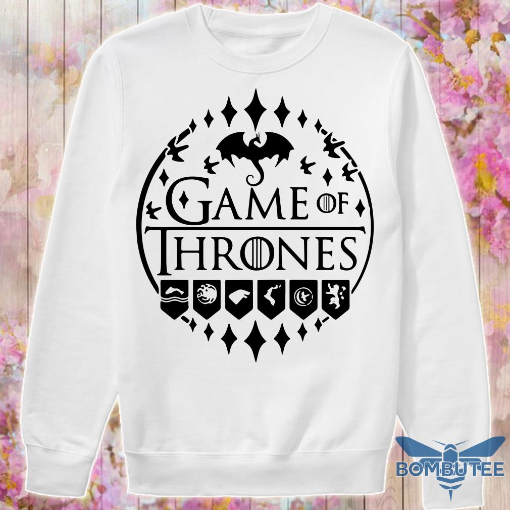 Game Of Thrones Great House sweater