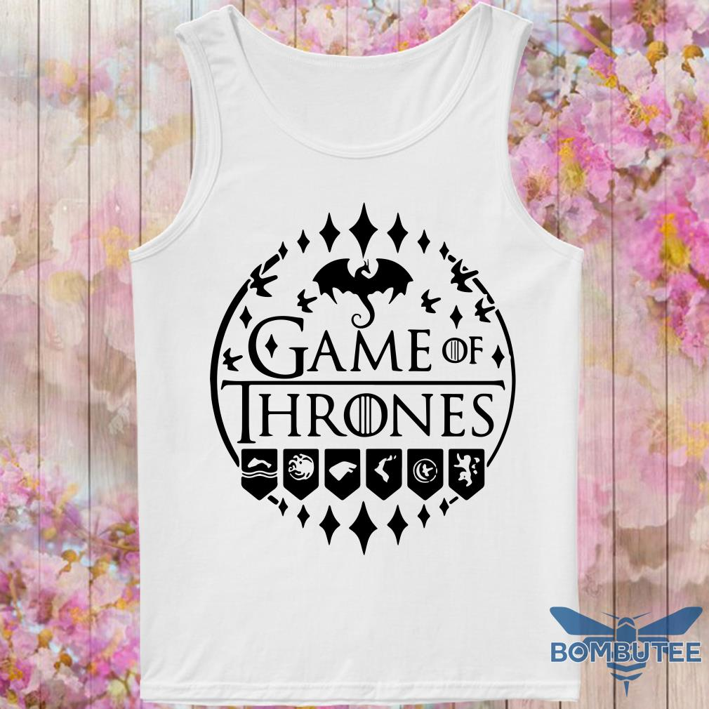 Game Of Thrones Great House tank top