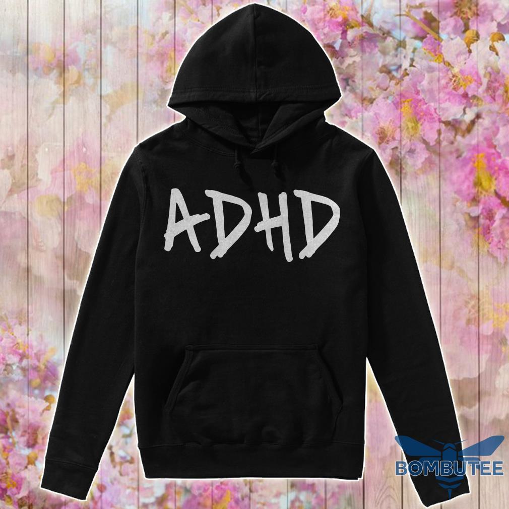 Joyner Lucas Devil's Work ADHD hoodie