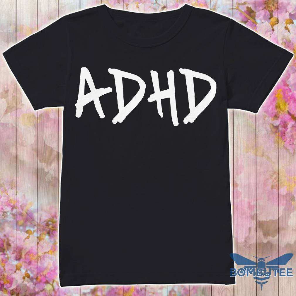 Joyner Lucas Devil's Work ADHD Shirt