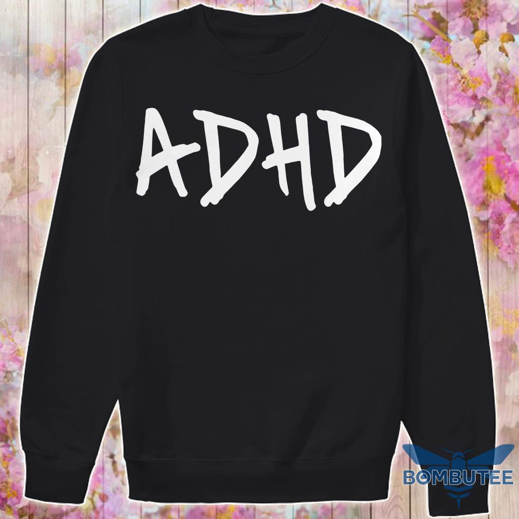 Joyner Lucas Devil's Work ADHD sweater