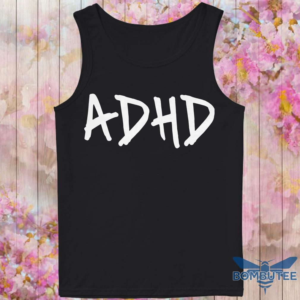 Joyner Lucas Devil's Work ADHD tank top