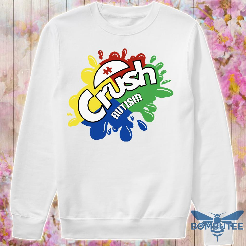 Crush Autism sweater
