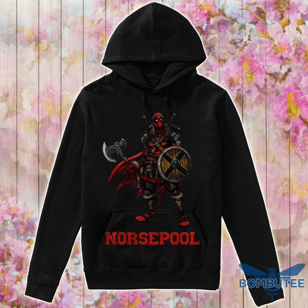 Deadpool Viking norsepool shirt