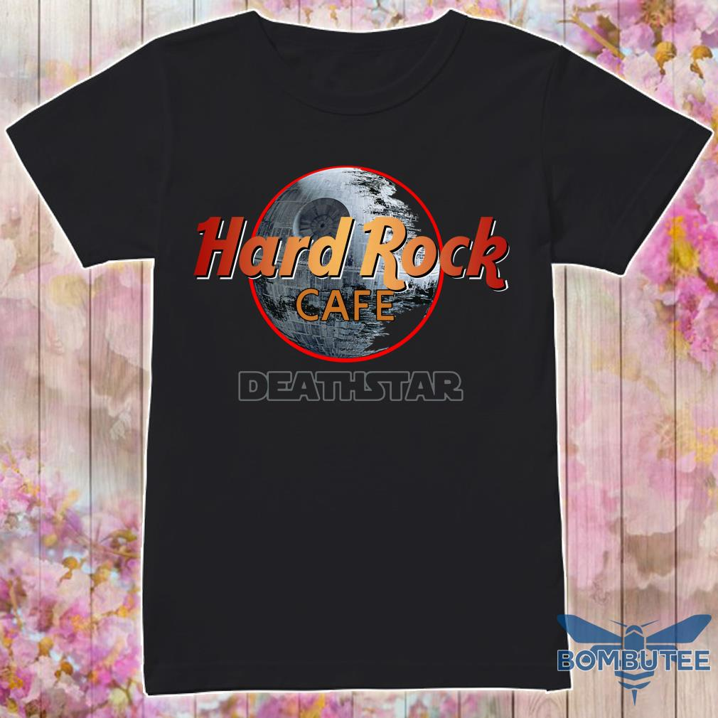 Hard Rock Cafe Death Star Shirt