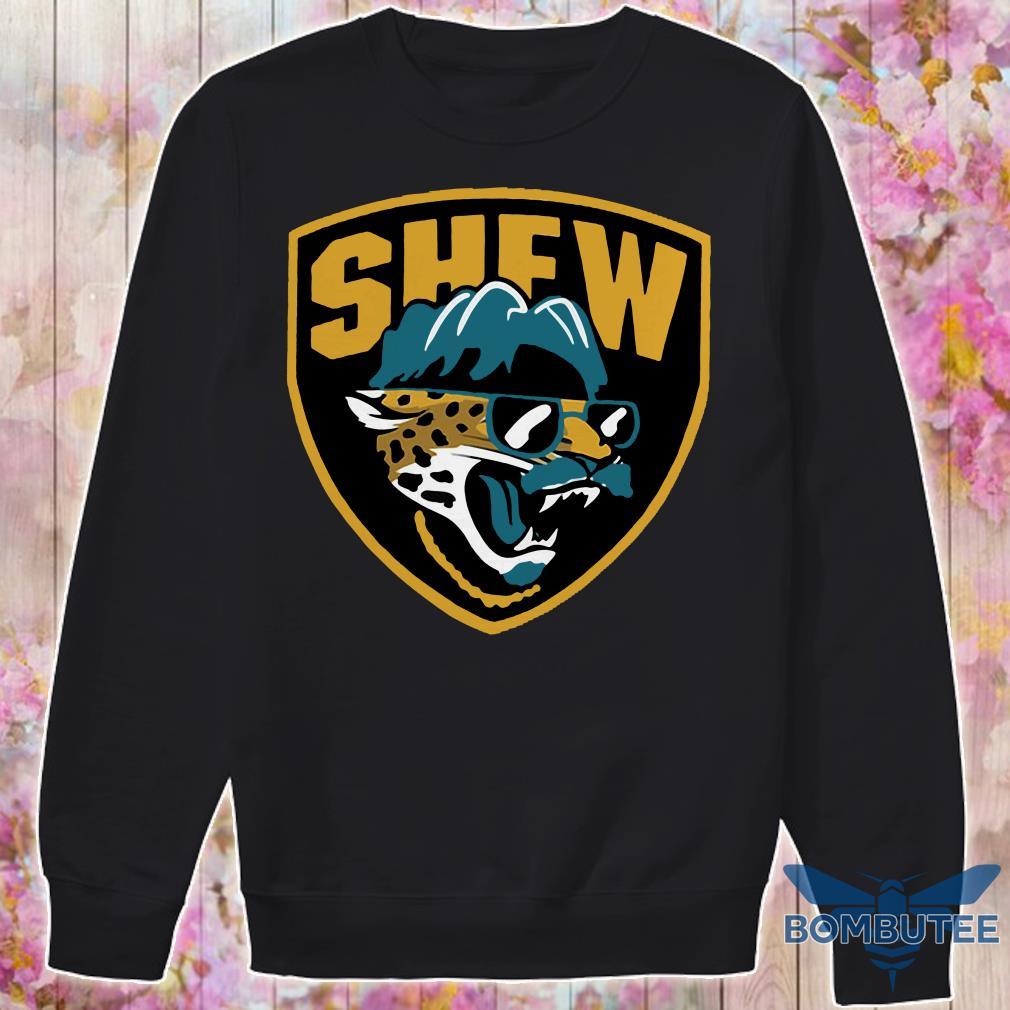 Jacksonville Jaguars Gardner Minshew Shew sweater