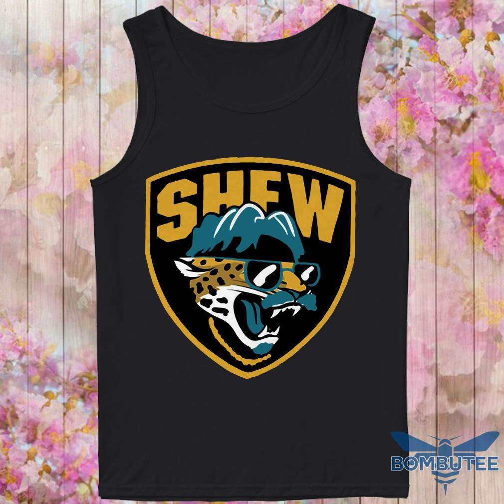 Jacksonville Jaguars Gardner Minshew Shew tank top