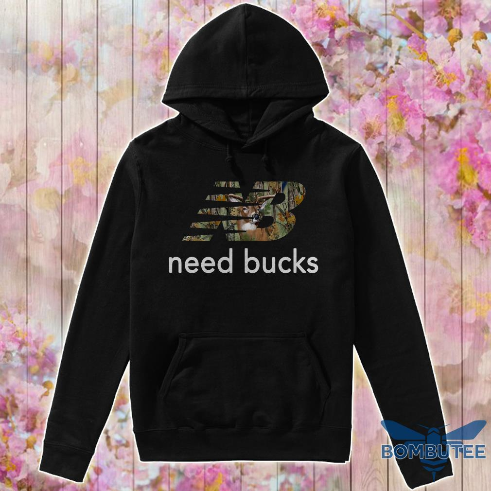 New Balance Need bucks Hunting hoodie