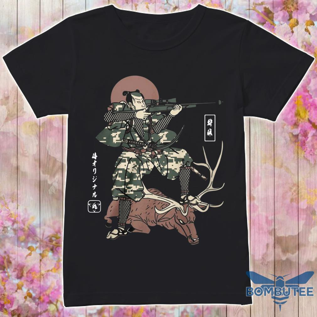 Samurai Hunting shirt