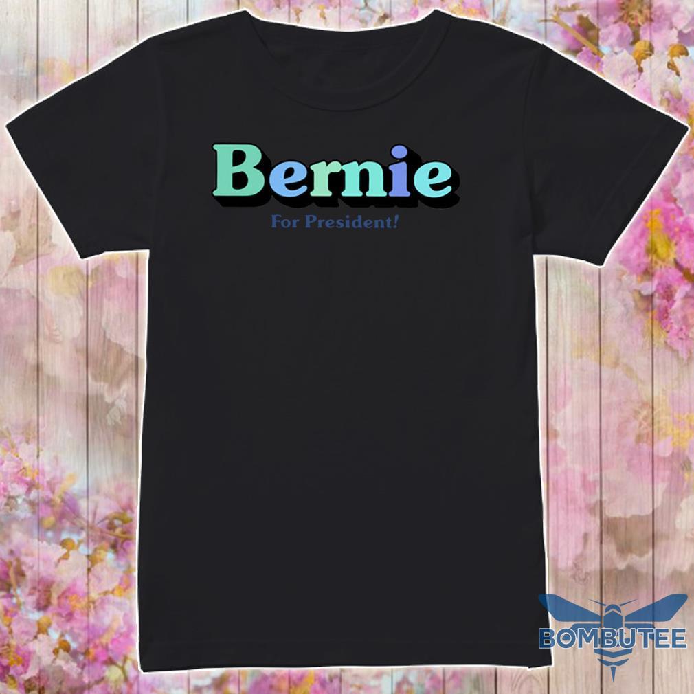 Bernie For President Adam Ellis Shirt