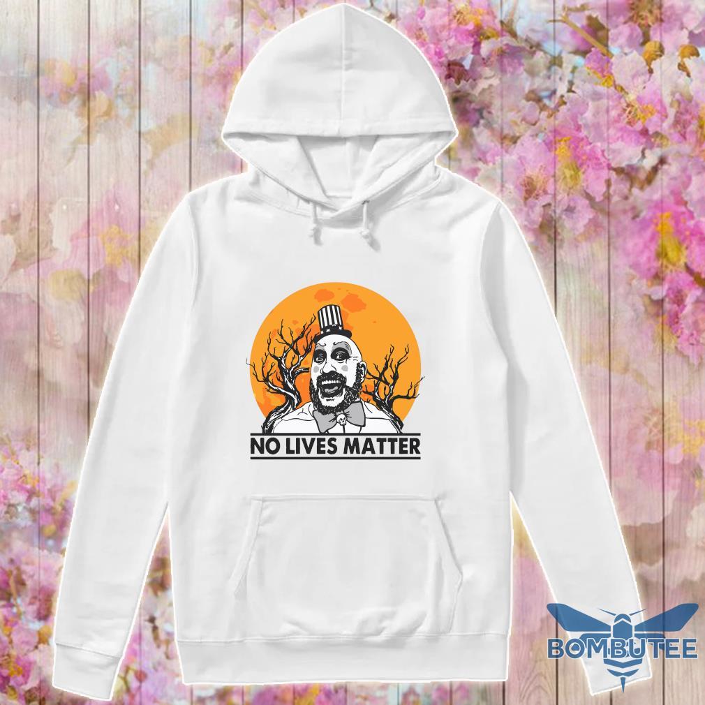 Captain Spaulding No lives Matter s -hoodie