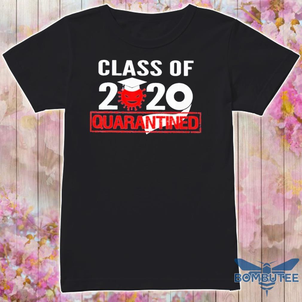 Class Of 2020 Toilet Paper Quarantine Shirt