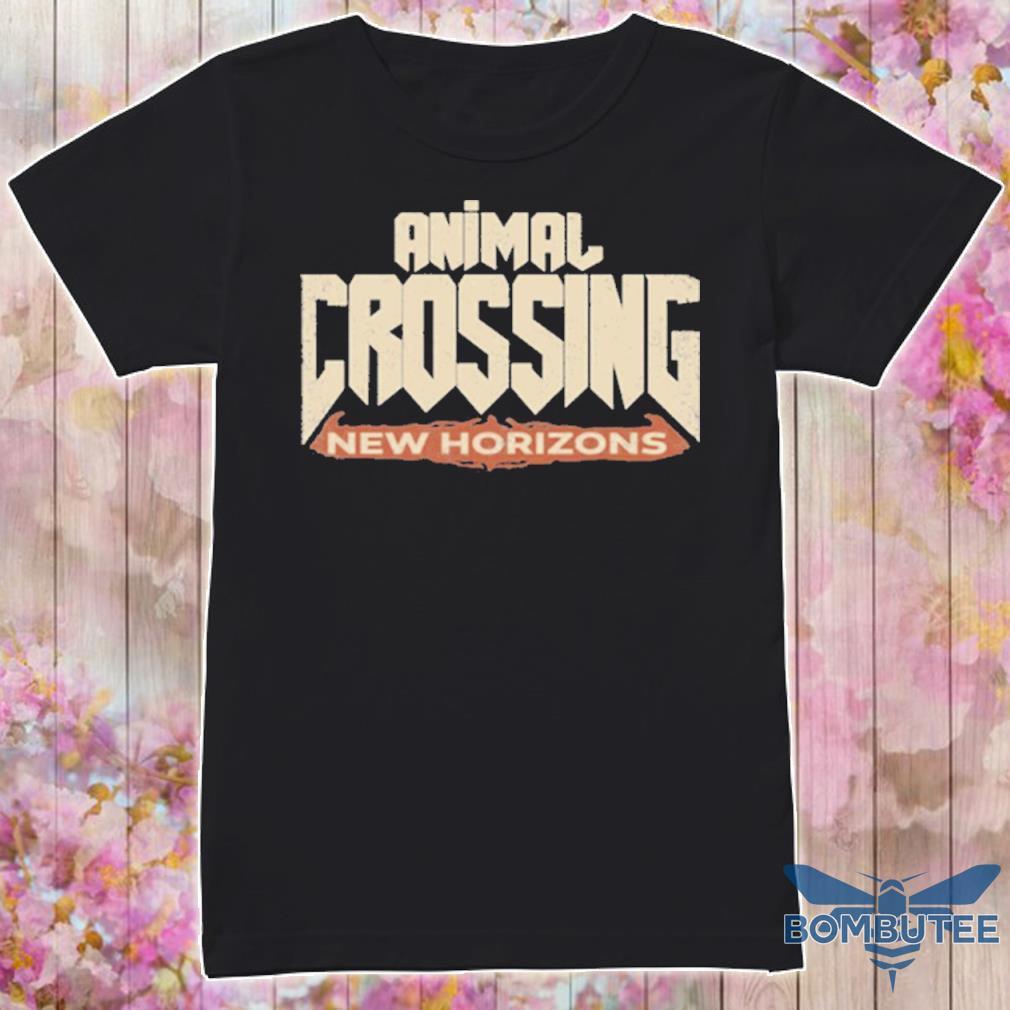 Doom Eternal Animal Crossing New Horizons Shirt