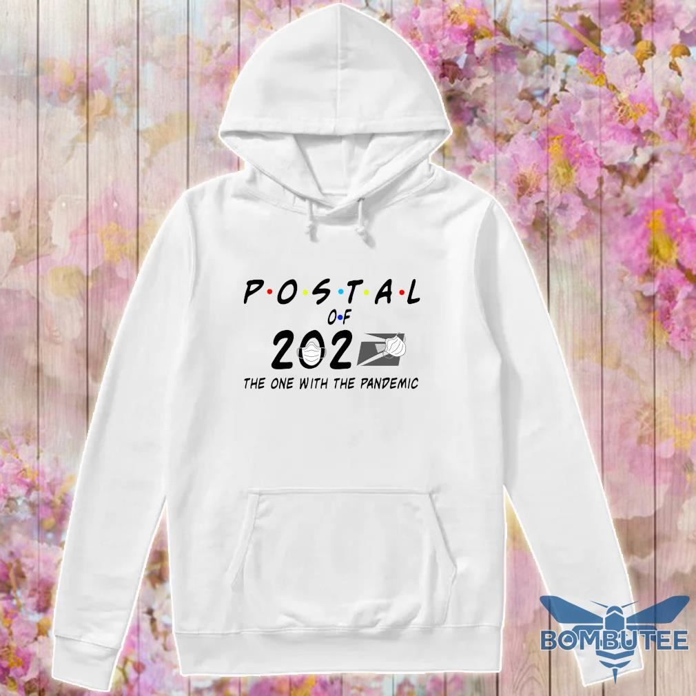 Postal of 2020 the one with the pandemic s -hoodie