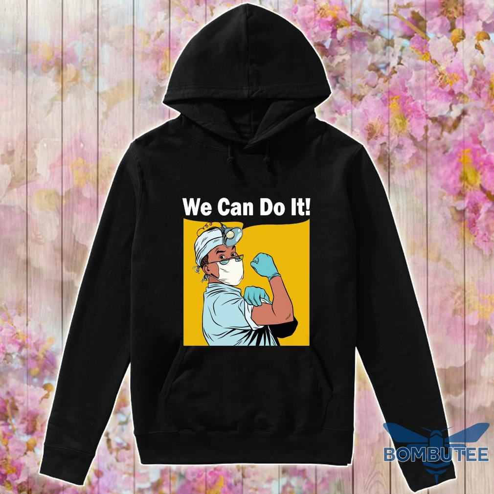 Strength doctor we can do it s -hoodie