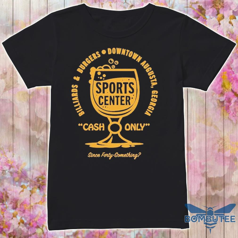 Sports Center We Give A Shirt