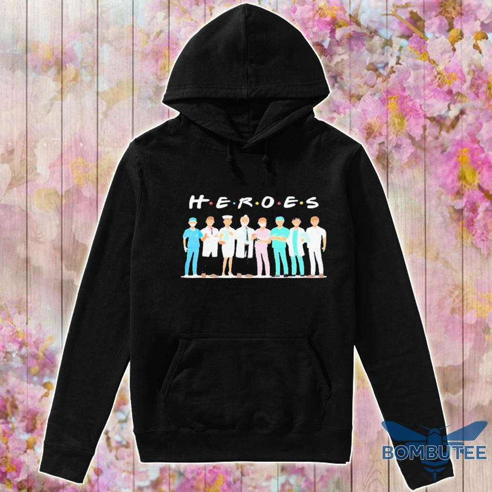 Thank For Doctor Heroes Shirt -hoodie