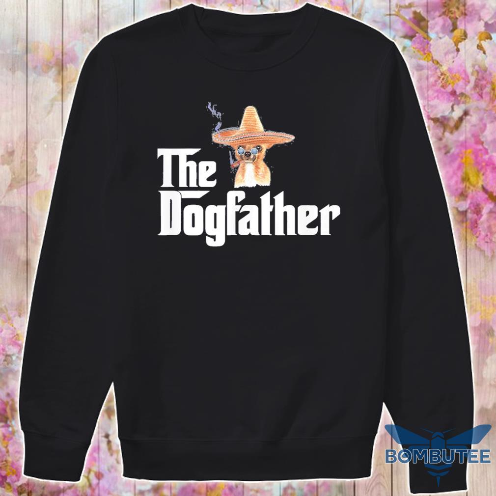 Chihuahua Cigar The dogfather s -sweater