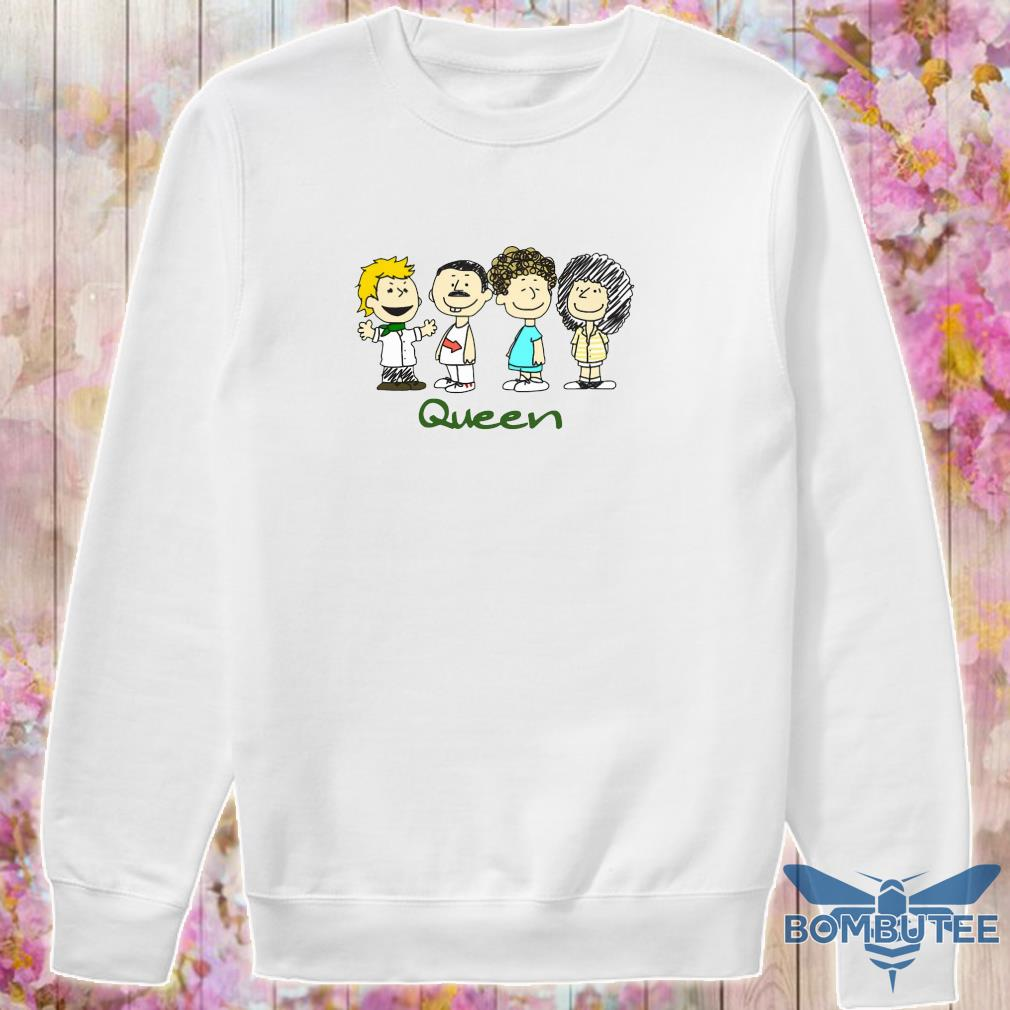Nice The peanuts characters queen s -sweater