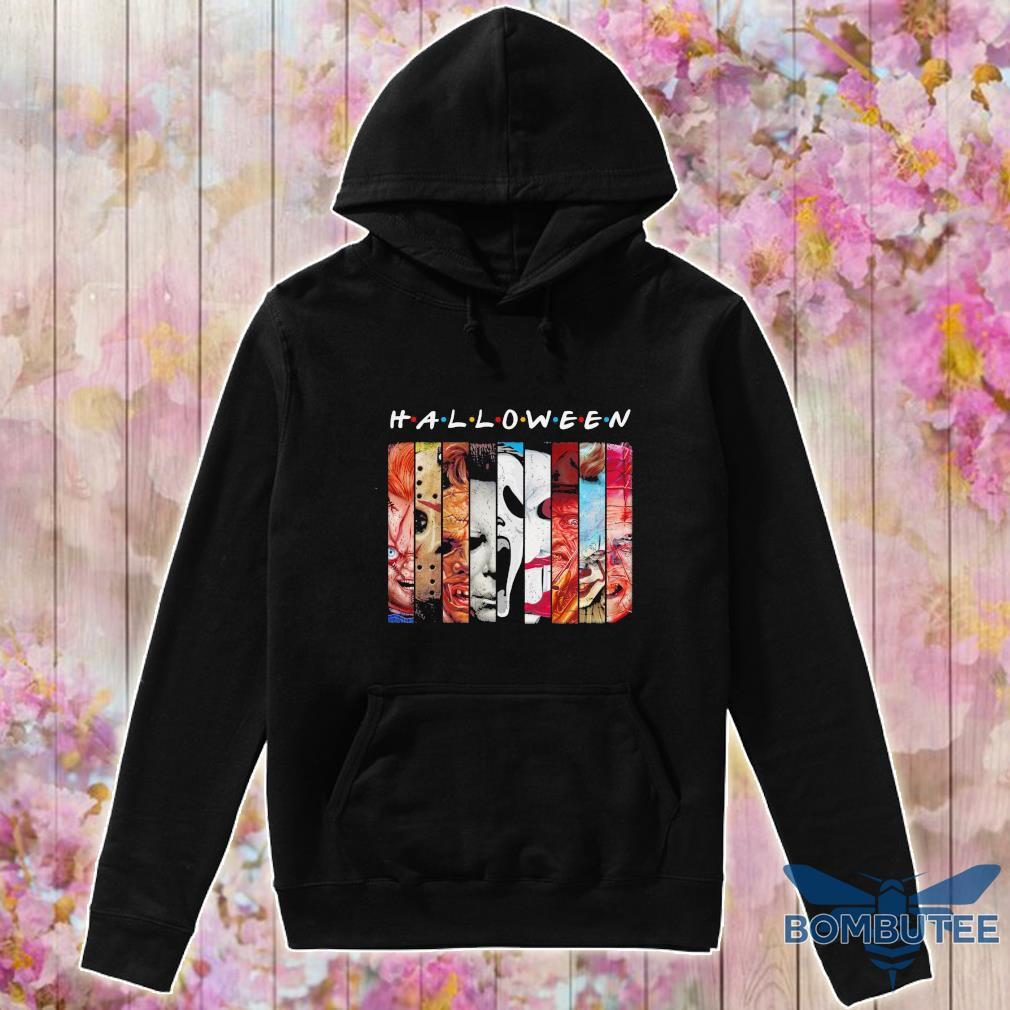 Official The Horror Haracters halloween s -hoodie