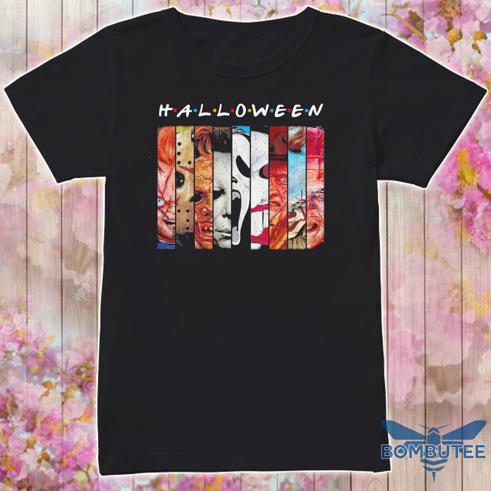 Official The Horror Haracters halloween shirt