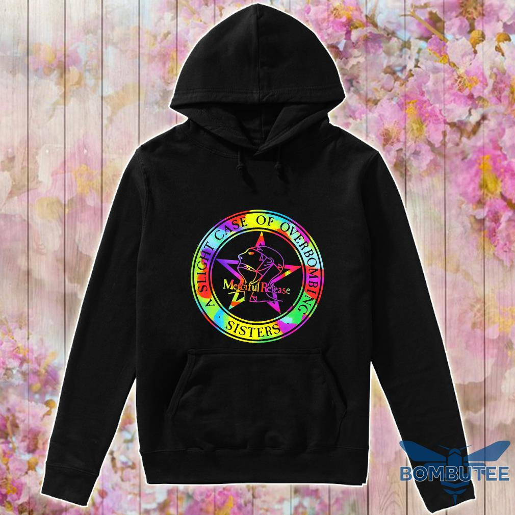 The Sisters of Mercy A Slight Case of Over Bombing s -hoodie