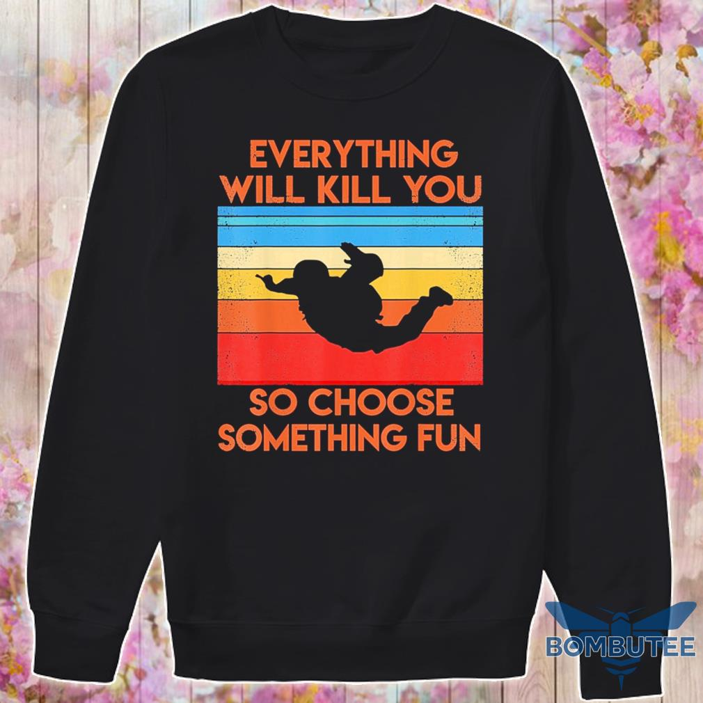 Everything so choose something fun vintage s -sweater