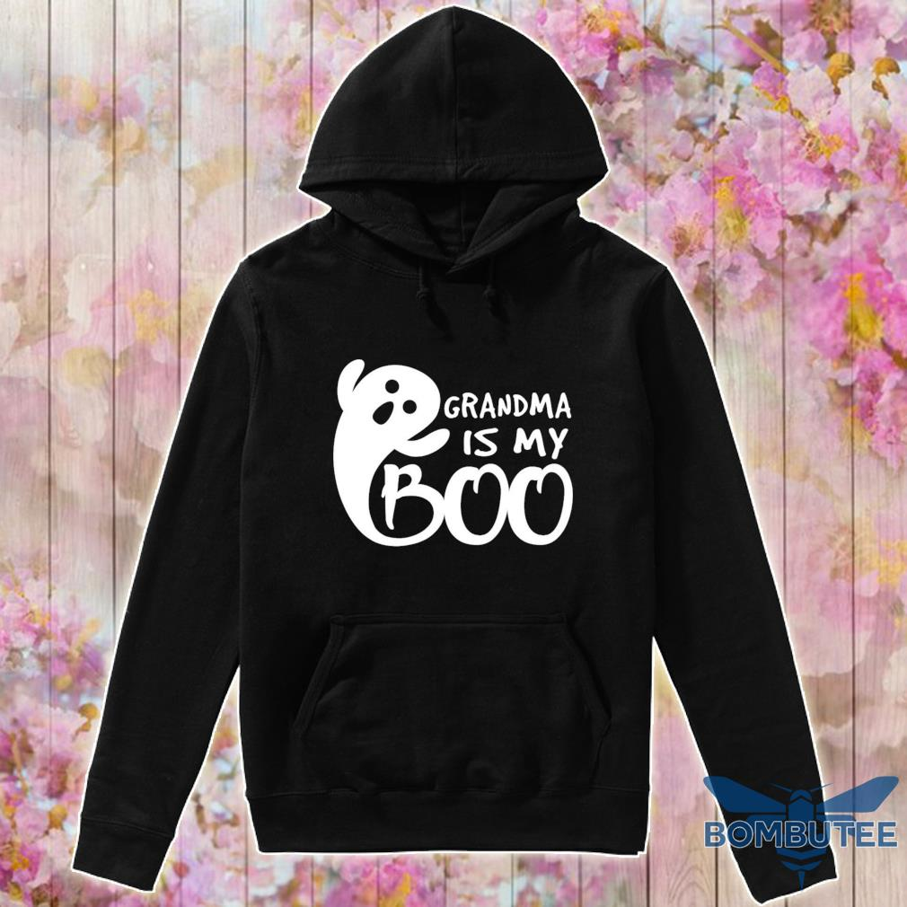 Grandma is My Boo s -hoodie